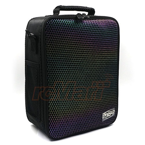 하비몬[#TB-7PXR-M] New M-Series Deluxe Transmitter Bag For Futaba 7PXR[상품코드]SPEED MIND