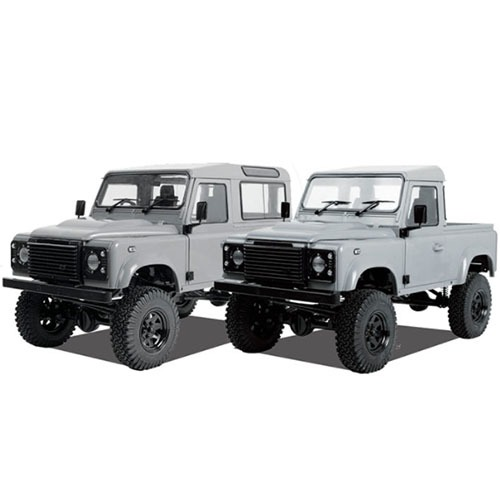 하비몬[#Z-K0064] [키트1대|바디선택조립] 1/10 Gelande II Scale Truck Kit w/2015 Land Rover Defender D90 Hard Body Set (Opening Doors)[상품코드]RC4WD