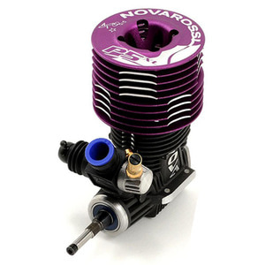 하비몬S21-P5XLT 5 Port .21 Off Road Engine (Turbo Plug) (Steel Bearing)[상품코드]NOVAROSSI