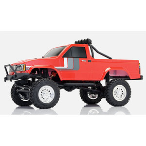 하비몬1/12 Toyota Hilux Pick-up Truck (Red)[상품코드]THUNDER TIGER