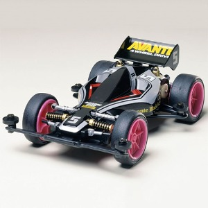 하비몬[#TA95501] [MINI 4WD] 1/32 Avante Jr. Black Special (TYPE 2)[상품코드]TAMIYA