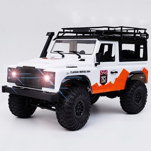 하비몬1/12 Mini T-Rock 4WD Rock Crawler Vehicle Truck (White)[상품코드]-