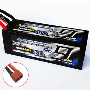 하비몬14.8V 5200mAh 60-120C 4S Hard Case Lipo Battery (딘스잭)[상품코드]RC9
