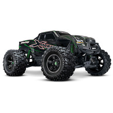 하비몬[#CB77086-4-GRN] 1/6 X-Maxx 8S 4WD Brushless RTR Monster Truck (배터리 & 충전기 별매) (Green)[상품코드]TRAXXAS