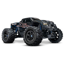 하비몬[#CB77086-4-BLUE] 1/6 X-Maxx 8S 4WD Brushless RTR Monster Truck (배터리 & 충전기 별매) (Blue)[상품코드]TRAXXAS