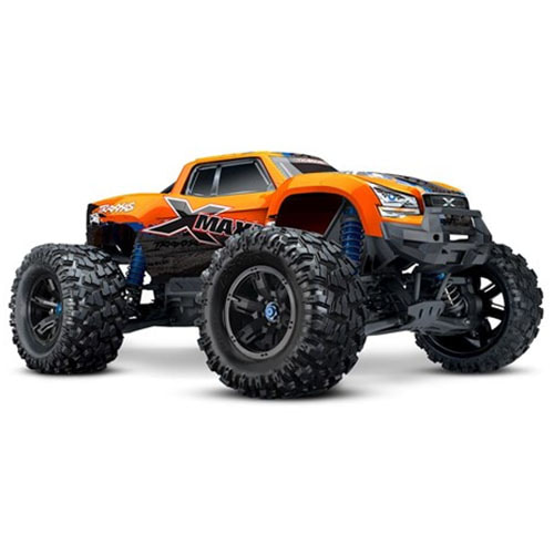 하비몬[#CB77086-4-ORNGX] 1/6 X-Maxx 8S 4WD Brushless RTR Monster Truck (배터리 & 충전기 별매) (Orange)[상품코드]TRAXXAS