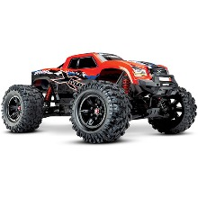하비몬[#CB77086-4-RED-X] 1/6 X-Maxx 8S 4WD Brushless RTR Monster Truck (배터리 & 충전기 별매) (Red-X)[상품코드]TRAXXAS