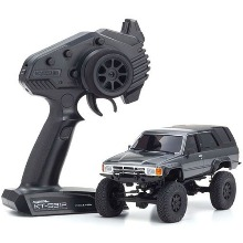 하비몬[#KY32522GM-B] 1/24 MINI-Z 4x4 MX-01 Readyset - Toyota 4Runner (Hilux Surf) Dark Gray Metallic[상품코드]KYOSHO