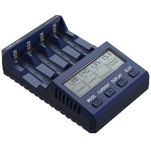하비몬[#TA88889904] NC1500 4-Slot Smart Battery Charger, Discharger & Analyzer for AA/AAA Ni-MH Battery[상품코드]SKYRC
