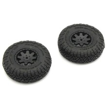 하비몬[#KYMXTH001HW] PremountedTire/Wheelw/Weight2pcs 4Runner[상품코드]KYOSHO