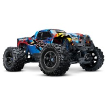 하비몬[#CB77086-4-RNR] 1/6 X-Maxx 8S 4WD Brushless RTR Monster Truck (배터리 & 충전기 별매) (Rock n Roll)[상품코드]TRAXXAS