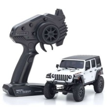 하비몬[#KY32521W-B] MX-01 R/S Jeep Wrangler Rubbicon White[상품코드]KYOSHO