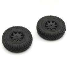 하비몬[#KYMXTH001] Premounted Tire/Wheel 2pcs Toyota 4Runner[상품코드]KYOSHO