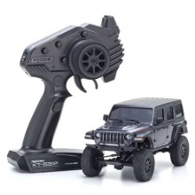 하비몬[#KY32521GM-B] MX-01 R/S Jeep Wrangler Rubbicon Gray[상품코드]KYOSHO